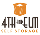 4th and Elm Self Storage logo